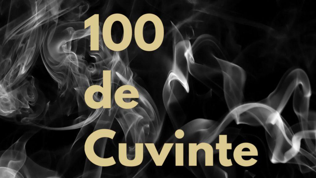 100cuvinte